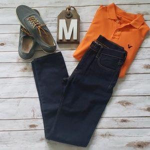 NWOT Levi's 505c slim straight dark wash jeans